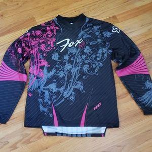 Womens Fox riding jersey